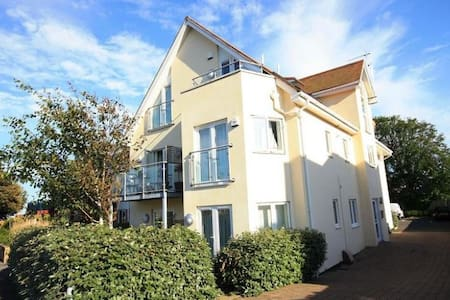 Stunning seaside themed flat close to the beach - Bournemouth - Byt
