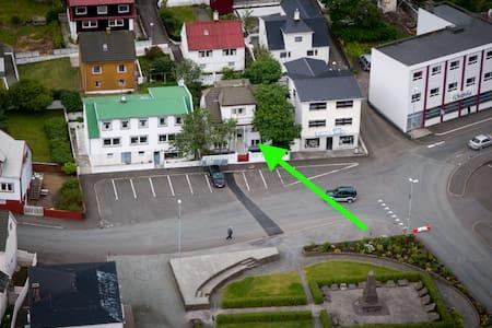 Cosy little apartment in the center of Klaksvík