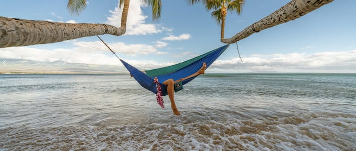 Epic Maui Camping 1