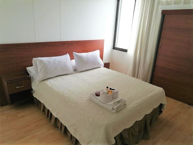 Apartaestudos63 Chapinero - Junior Room