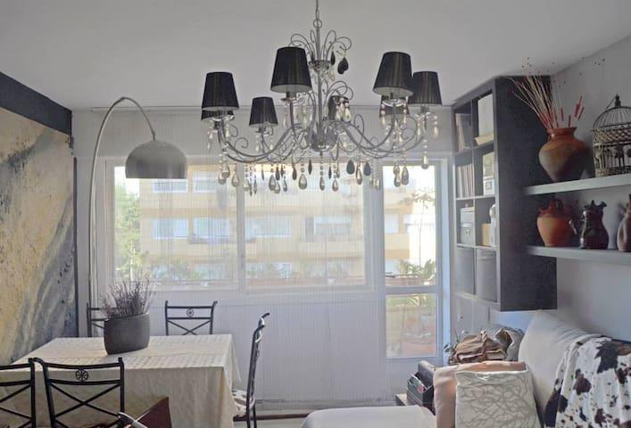 Habitación en piso con gente maja. - Pontevedra - Apartmen