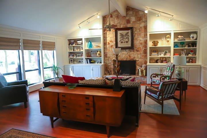 Spacious home in the heart of Austin - Austin - Dům