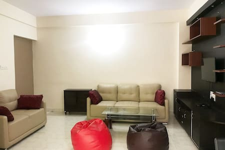 Spacious 2Bhk Fully Furnished Flat