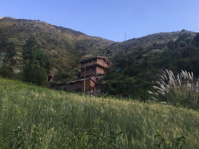 Casa Vivananda - Pisac - House