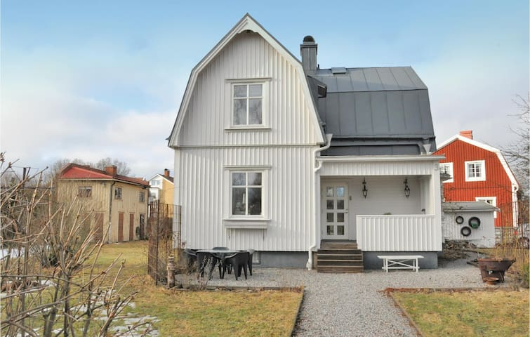 Holiday cottage with 3 bedrooms on 114m² in Karlstad