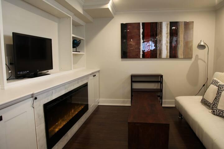 Gorgeous 1 bdrm suite, Oak Bay Border