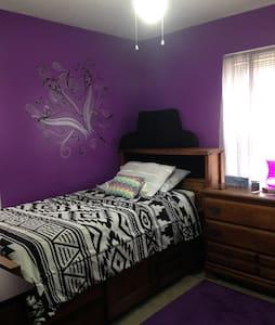 Bedroom in Saybrook for Rent - Ashtabula - 獨棟