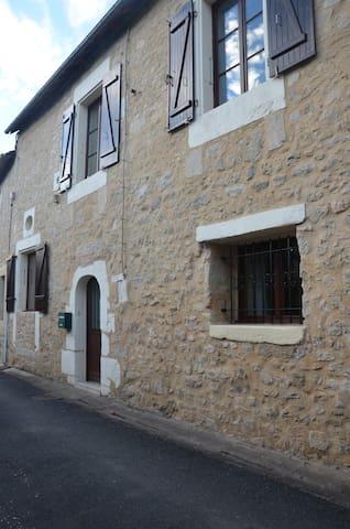 Gîte de la Bonne Espérance - Azerat - Haus