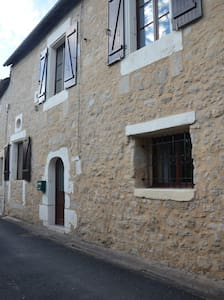 Gîte de la Bonne Espérance - Azerat - บ้าน