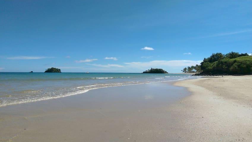 Bungalow individuel près de la plage d'Andilana