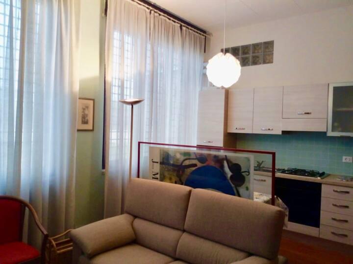 Originale appartamento in zona strategica