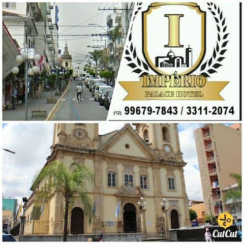 Império Palace Hotel fassa já sua reserva
