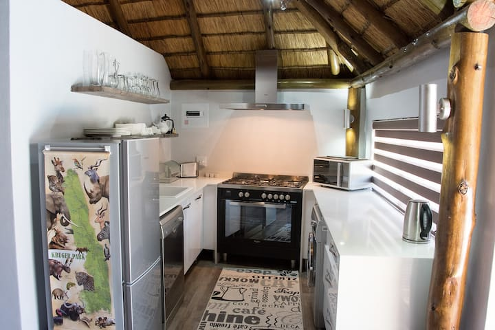 Delightful cottage 4km from Kruger National Park. - Phalaborwa - Apartment