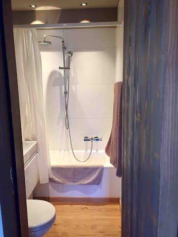 Votre salle de bain privative