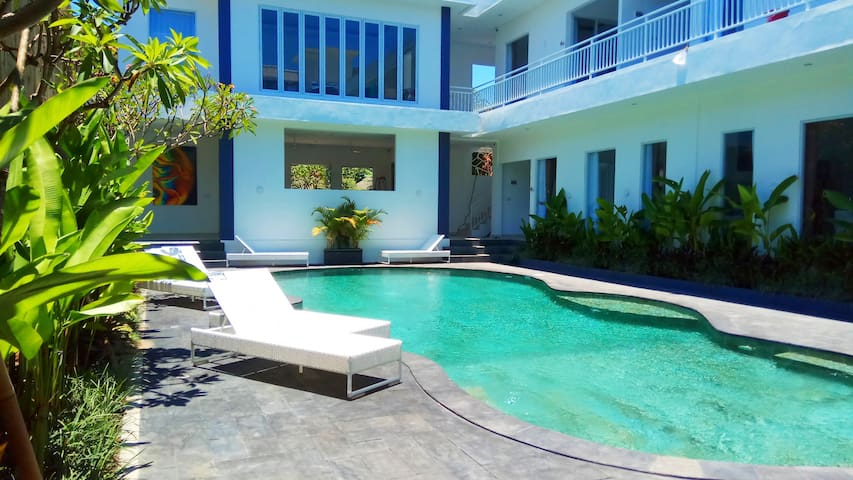 The Bali Bubble - 2 Bed Apt - 4 adults, 4 children