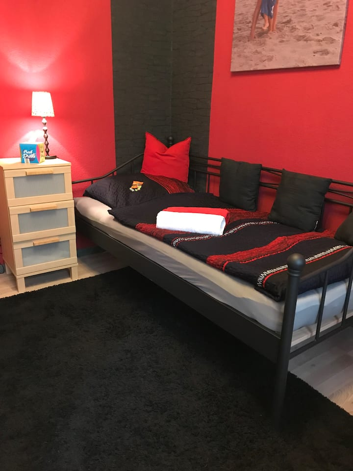 Room Africa Schönes gemütliches privatzimmer