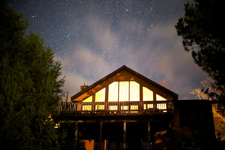 Star Lake Home Lakefront 4 Season rental