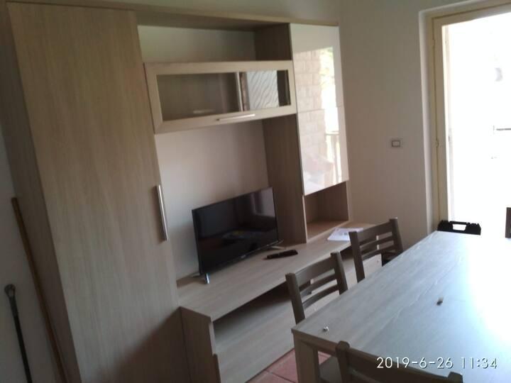 appartamento di 50 mq a 100 metri  dalla spiaggia