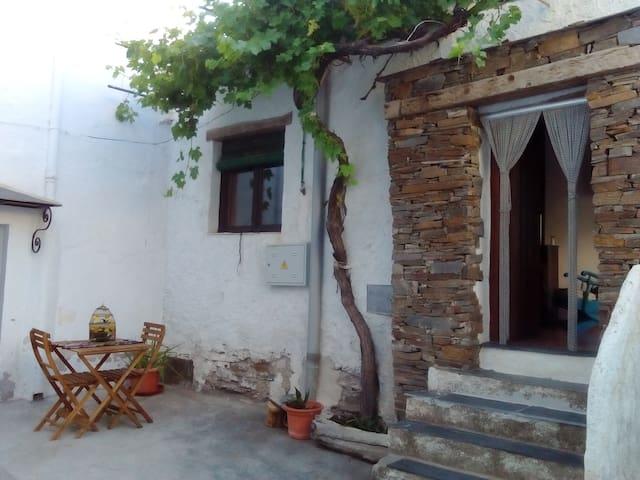 Casita Tradicional en la Alpujarra Andalucia house