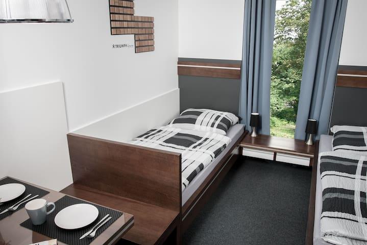 Triumph-Inn between Airport BER,Berlin and Potsdam - Rangsdorf - Appartement