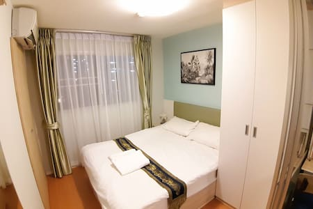NearDMK Airport,1BR,FreeWIFI,Pool,Gym,Market,日本語OK