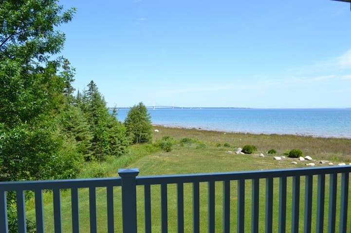 73 Quiet Waterfront 3-bedroom Lake Huron Condo
