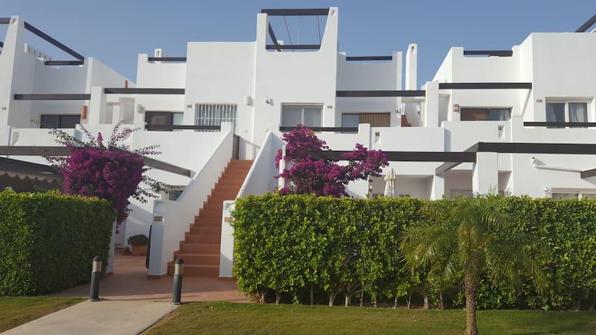 Apartment 7, Jardin 1, Condado de Alhama - Alhama de Murcia - Appartement
