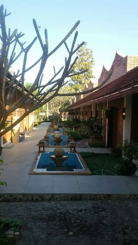 Monpark Resort & Spa CM.Thailand - Chiang Mai - Penzion (B&B)