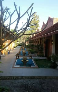 Monpark Resort & Spa CM.Thailand - Bed & Breakfast