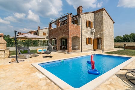 Paradis Villa Ana, Istria Croatia