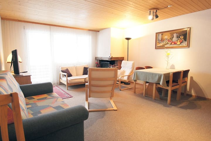 Apartment Kaiser, (Amden), FA059, Apartment / 1 bedroom / max. 4 persons