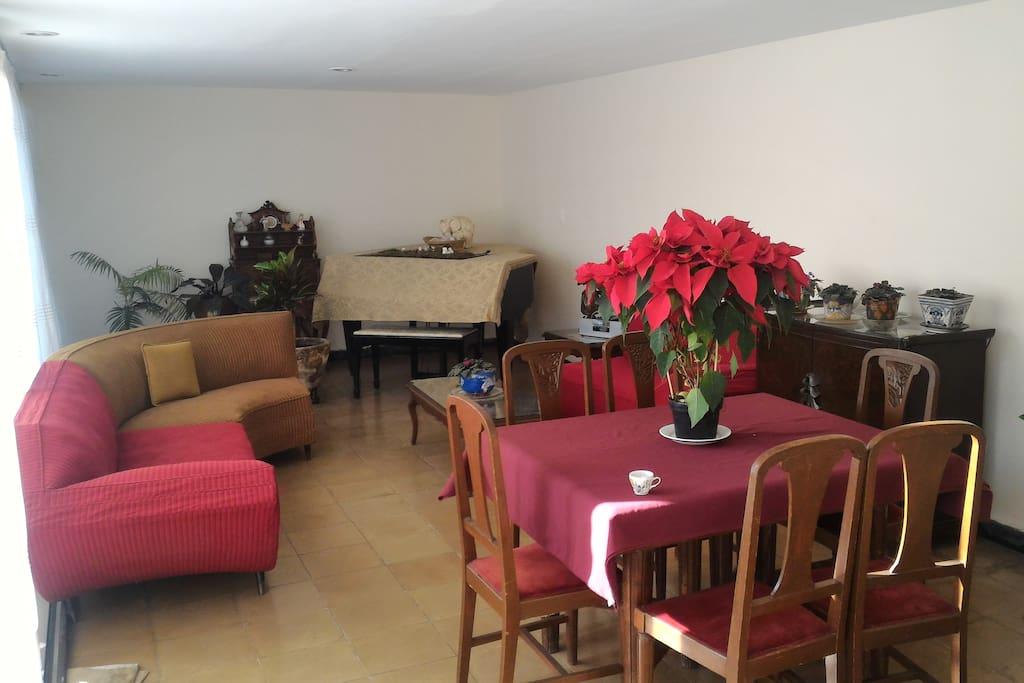 Sala Comedor (Living Room)
