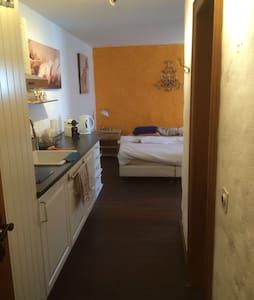 2 Zimmer, nahe St. Moritz - Silvaplana - Hotellipalvelut tarjoava huoneisto
