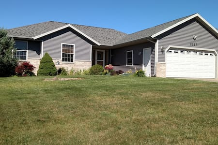 Hilltop Haven - Reedsburg - Hus