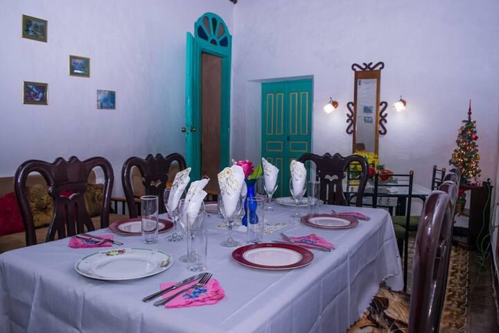 Habitación 2 a buen precio en Hostal Tejaroz