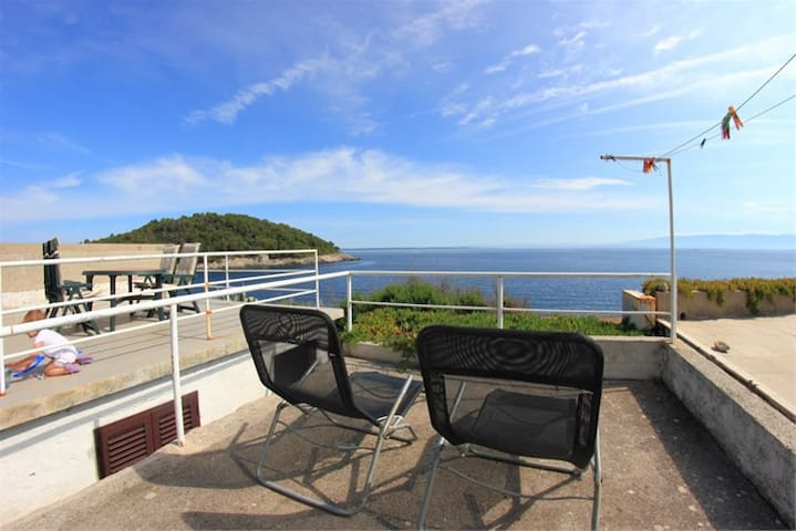 The View apartment - Valdarke cove - Mali Lošinj - Byt