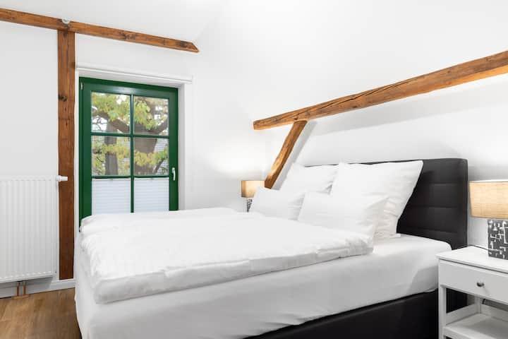 Heitmannshof Ferienwohnungen- Wohnung Starkenweide