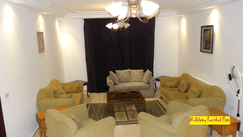 #7 Furnished flat for rent in Amman - Amman - Byt