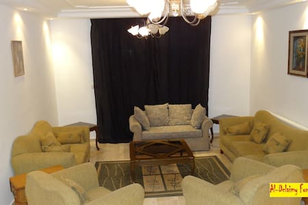 #7 Furnished flat for rent in Amman - Amman