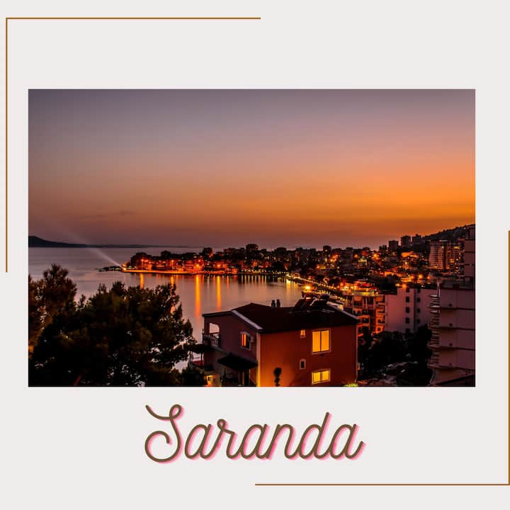 Comfy and relaxing Sea View Apartament in Saranda