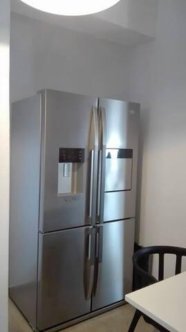 American freezer