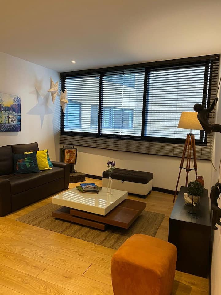 Cozy apartment in the heart of Virrey Park