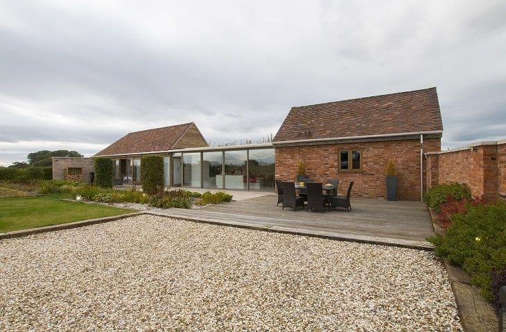 Sandfields Barn - Luddington, Stratford-upon-Avon - Talo