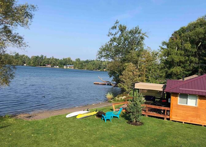 Oak Lake Guest Cabin