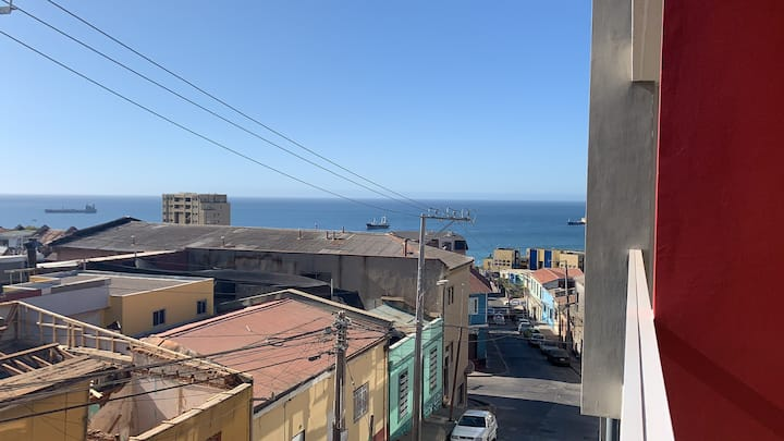 Valparaiso Patrimonial- Cerró Barón