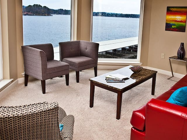 Main-Channel-Breeze - Lake Hamilton - Condominium