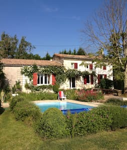 Charming farmhouse near St Emilion - Montpeyroux - House
