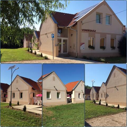 Új apartmanok a Villányi borvidéken - Nagyharsány