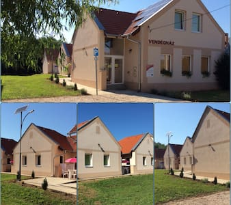 Új apartmanok a Villányi borvidéken - Nagyharsány - Daire
