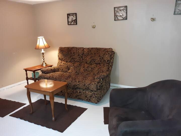 one bedroom apartment #3